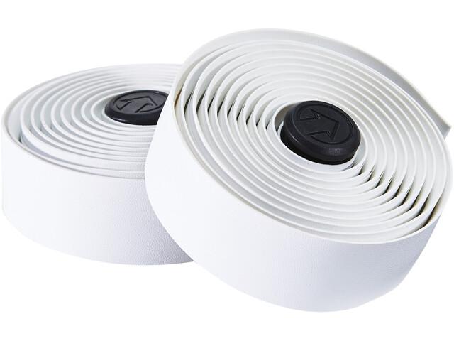PRO Microfiber Smart Styrbånd Silicon hvid (2019)   Bar tape